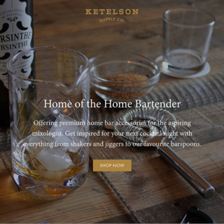 Ketelson.com - home