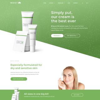 Designifyer - Ecommerce Designer / Setup Expert - Moist Shopify Theme