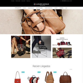 longchamp.luxuryavenue.com
