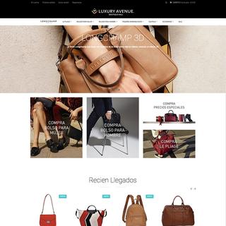 longchamp.luxuryavenue.com