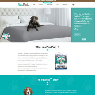 PawPad Company Inc.