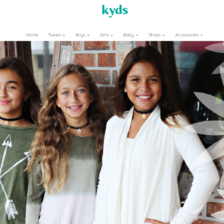 Childrens Clothing Store - https://kyds.net