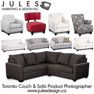 Toronto Furniture Product Photography