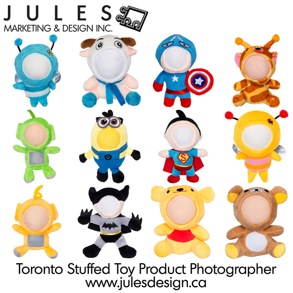 Toronto Toy Product Photographer