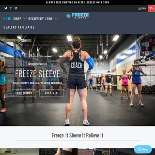 https://freezesleeve.com/