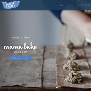 MamaBake Shop