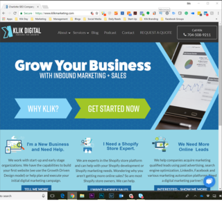 Klik Marketing Shopify Expert