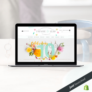 Custom Shopify Web Design by Awaken Design Company