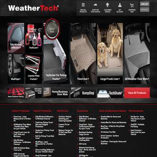 Americaneagle.com - Ecommerce Designer / Developer / Marketer - WeatherTech