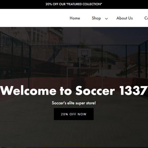 soccer1337.com