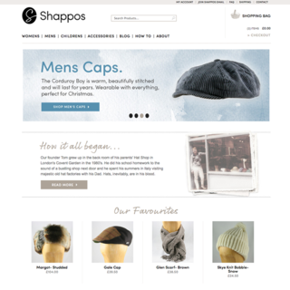 Shappos Headwear & Accessories