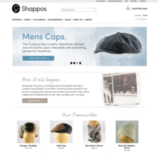 Shappos Headwear & Accessories