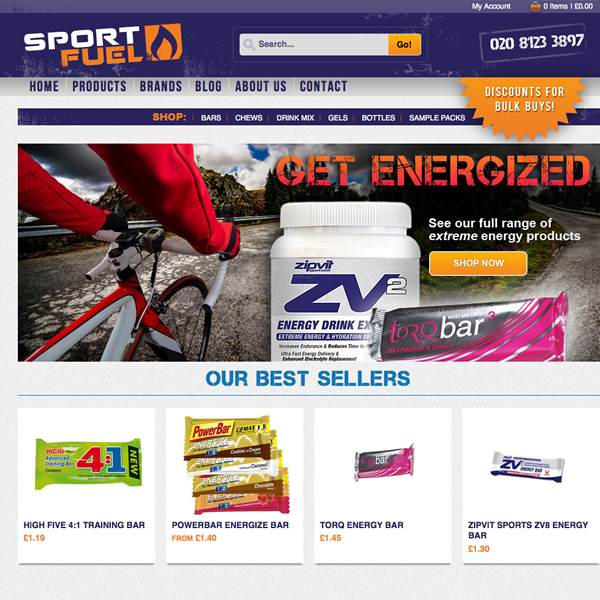 Sportfuel Endurance Sport Nutrition
