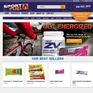 Visibly Better Marketing Limited - Ecommerce Designer / Marketer / Setup Expert - Sportfuel Endurance Sport Nutrition