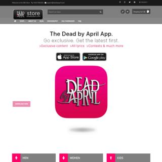 www.deadbyapril.com