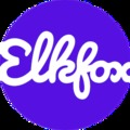 Elkfox's logo