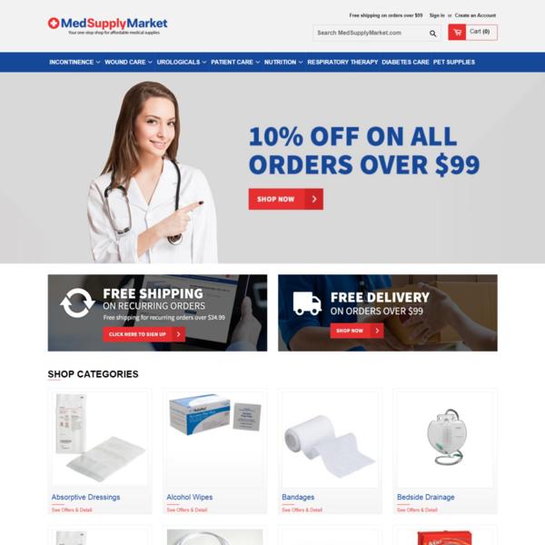 Med Supply Market