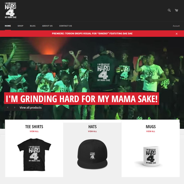 4MyMamaSake - Torion Sellers Brand