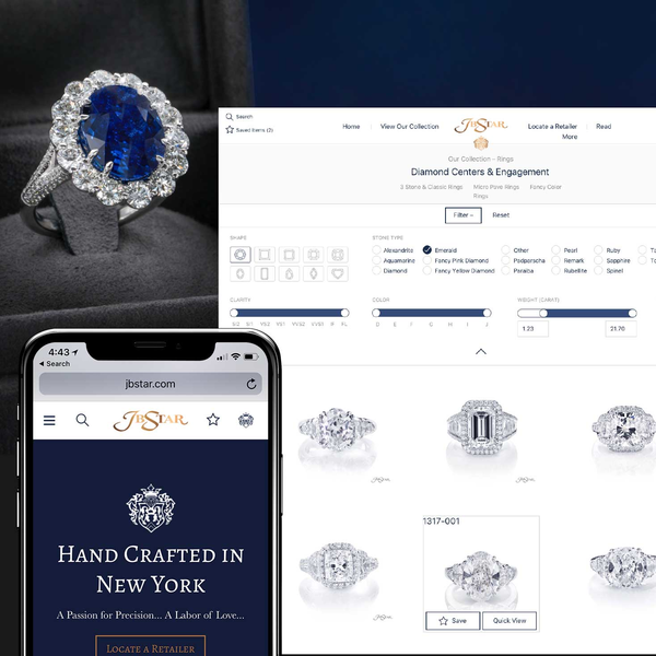 JB Star, Fifth Avenue Jeweler in NYC