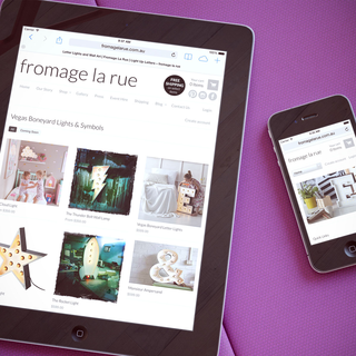 Fromage La Rue - Theme optimisations and styling updates.