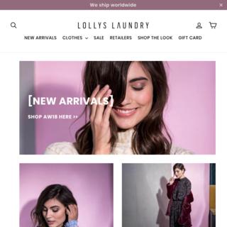 Lollyslaundry.com