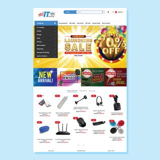 IT Gadgets Store