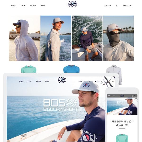 Big Ocean Sport - Men's Sportswear