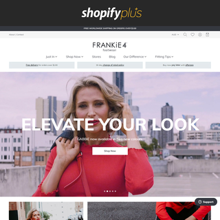 Frankie 4 - Shopify Plus