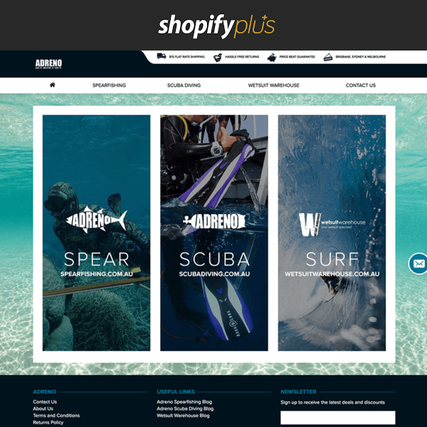 Adreno - Shopify Plus