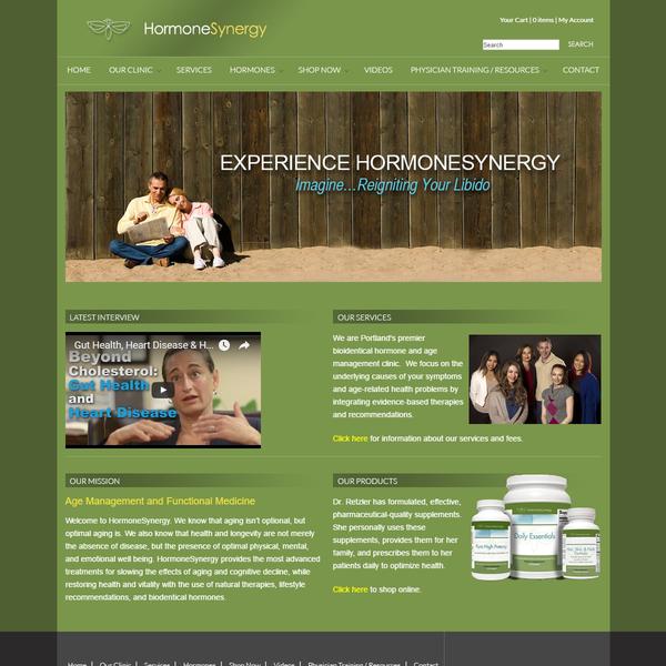 Hormone Synergy