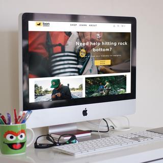 Loon Outdoors Website