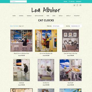 Lea Alboher - LeaAlboher.com