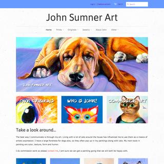 John Sumner Art - JohnSumner.com