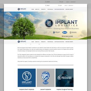 Implant Logistics: implantlogistics.com
