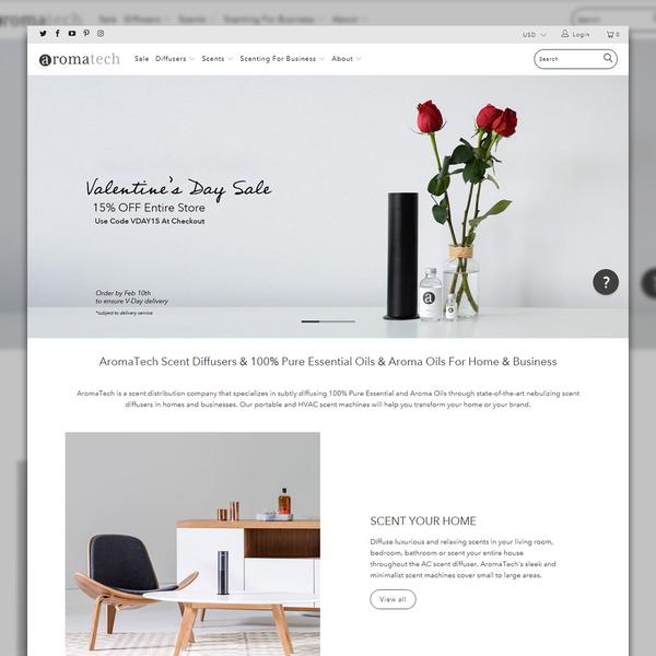 aromatechscent.com