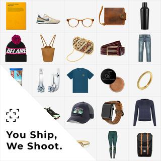 You Ship, We Shoot