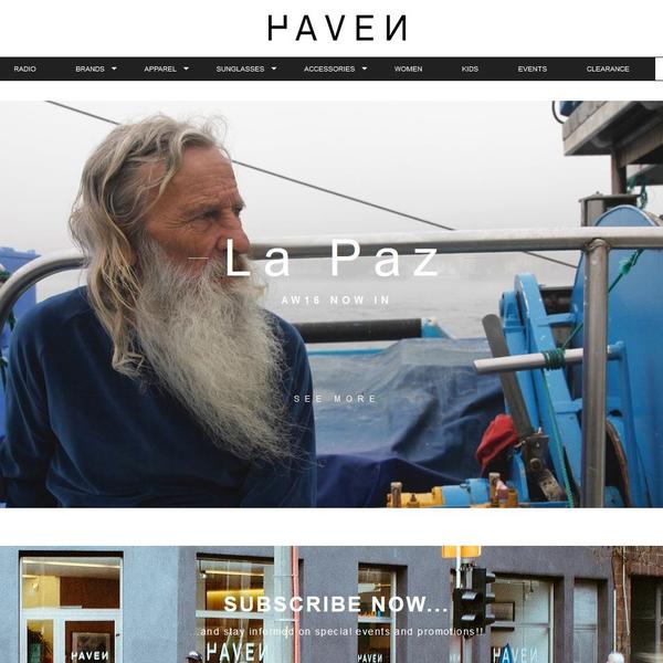 Havensurf Ecommerce & POS