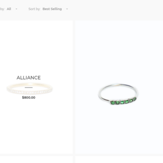 PurrlGallery: Exclusive High end Jewelry eshop
