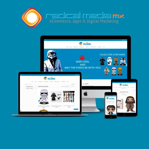 Store Setup, Design & Digital Marketing for OQuattro.com.mx