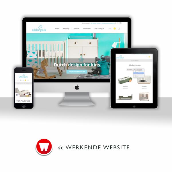 de Werkende Webshop voor Ukkepuk Meubels