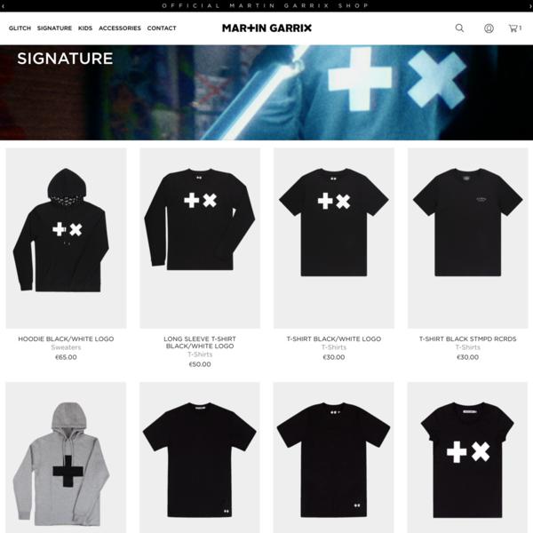Martin Garrix   Official Martin Garrix Shop