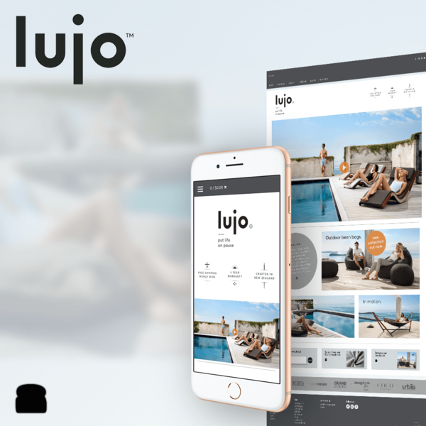 Lujo Living - Designer Furniture for Lounging Outdoors and In