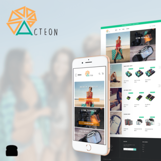 Acteon - Lightweight Travel and Outdoor Products