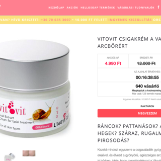 VanillaDeal - Coupon site for cosmetics