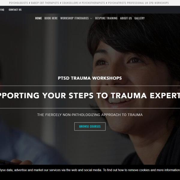PTSD Trauma Workshops http://ptsdtraumaworkshops.co.uk/