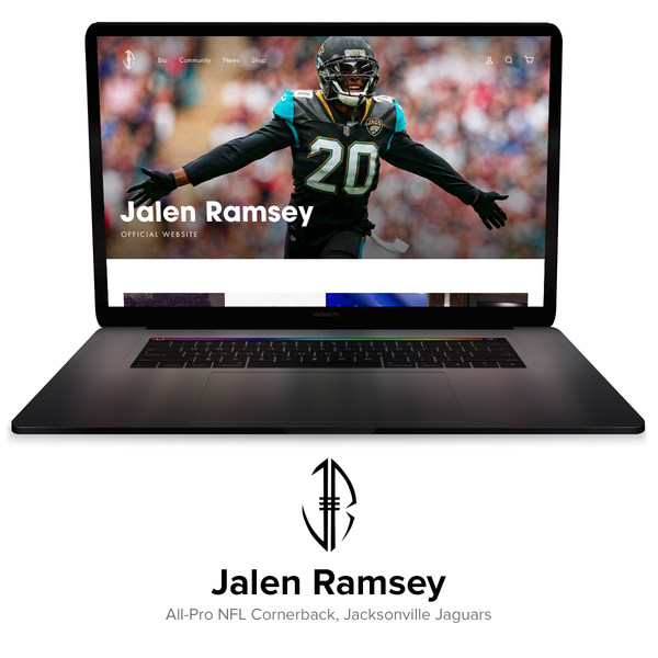 The official website of Jacksonville Jaguars All-Pro Cornerback Jalen Ramsey