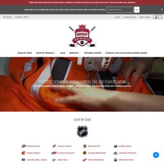 ★ hockeyauthentic.com ★