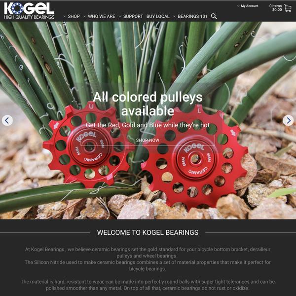 Sections-Kogel Bearing