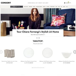 Consort - consort-design.com