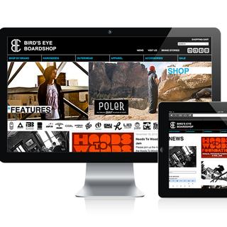 Spil Creative, Inc. - Ecommerce Designer / Setup Expert - Birdseye Boardshop